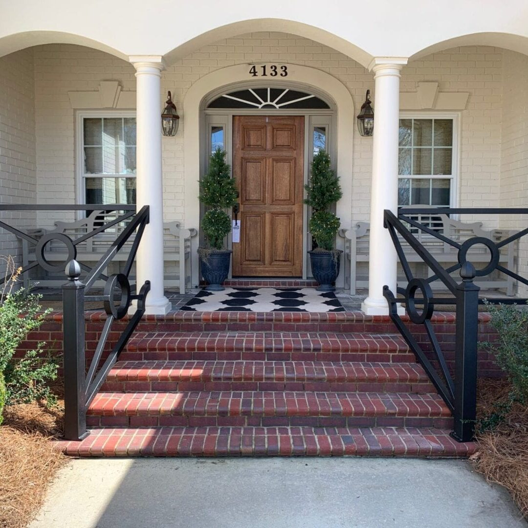 Custom Hand Rails- Call for your Free Quote