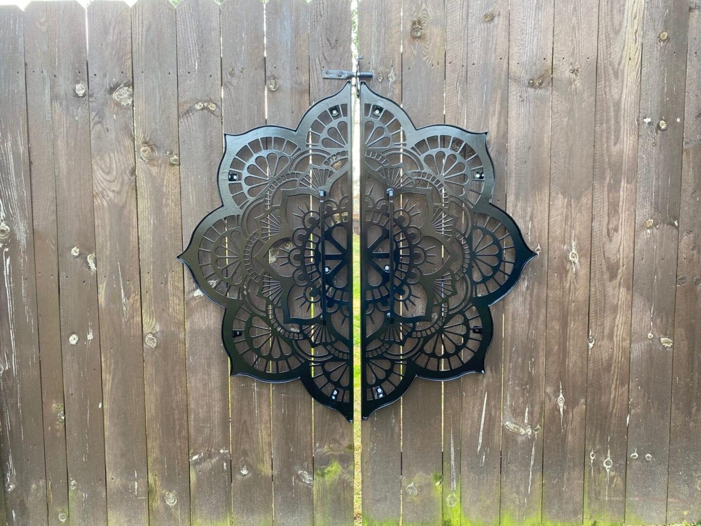 Decorative Gate Handle/Pull